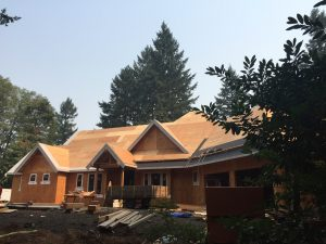 Wilsonville Oregon Custom Home Rupp Family Builders